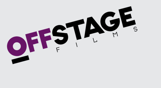 Off Stage Films Logo