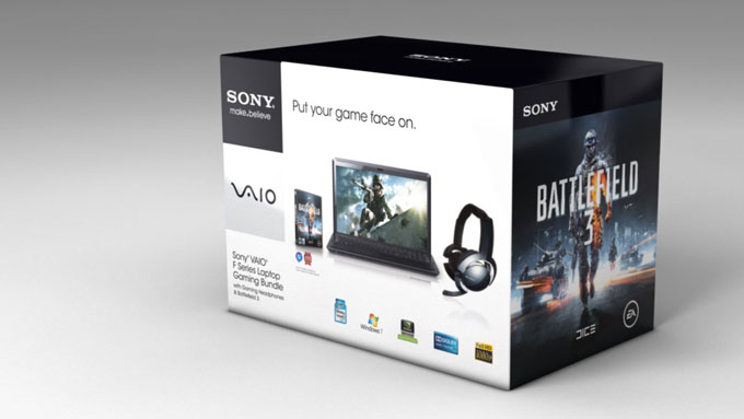 Sony Product Renders