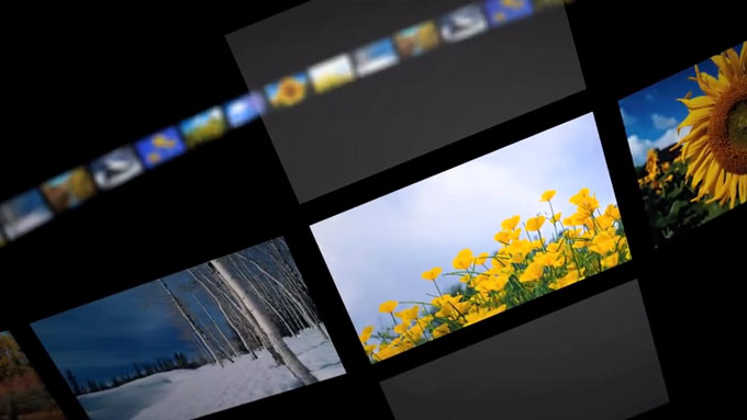Sony Photo Browsing Concepts