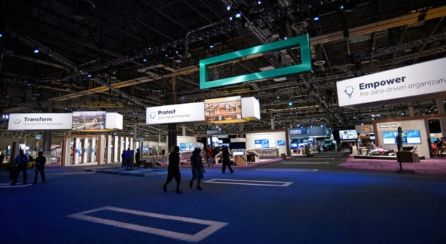 HPE Discover 2015-2017